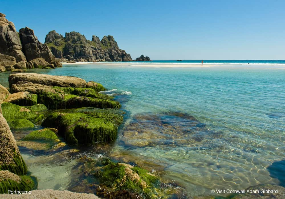 Cornish Beaches To Visit In A VW Campervan