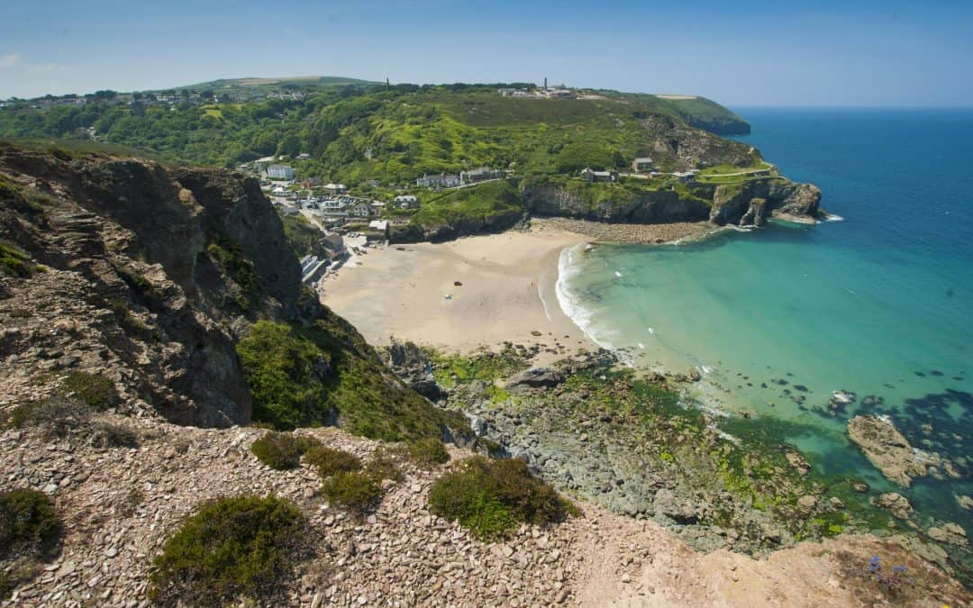 St Agnes camping
