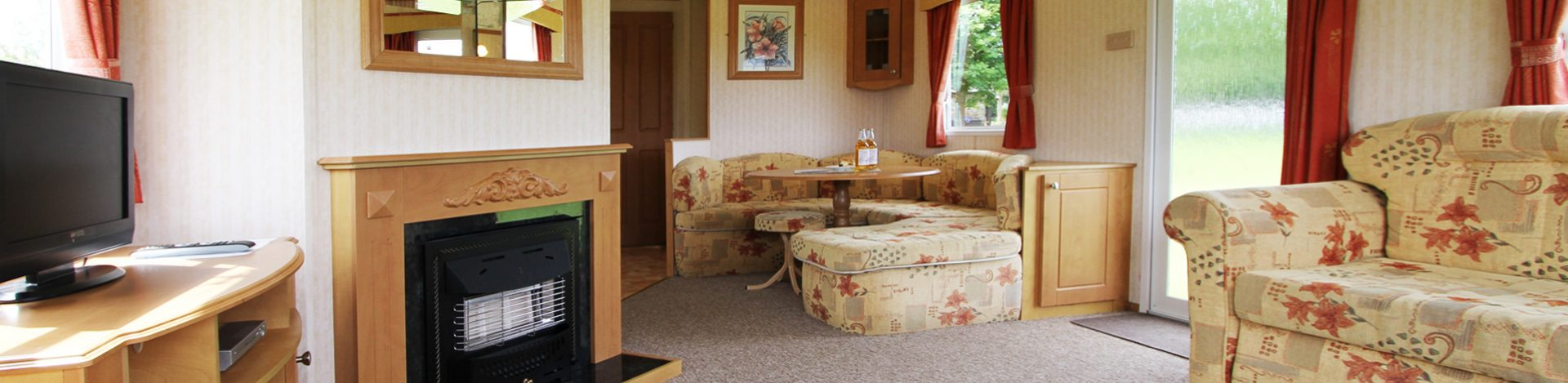 Holiday park lapwing holiday home