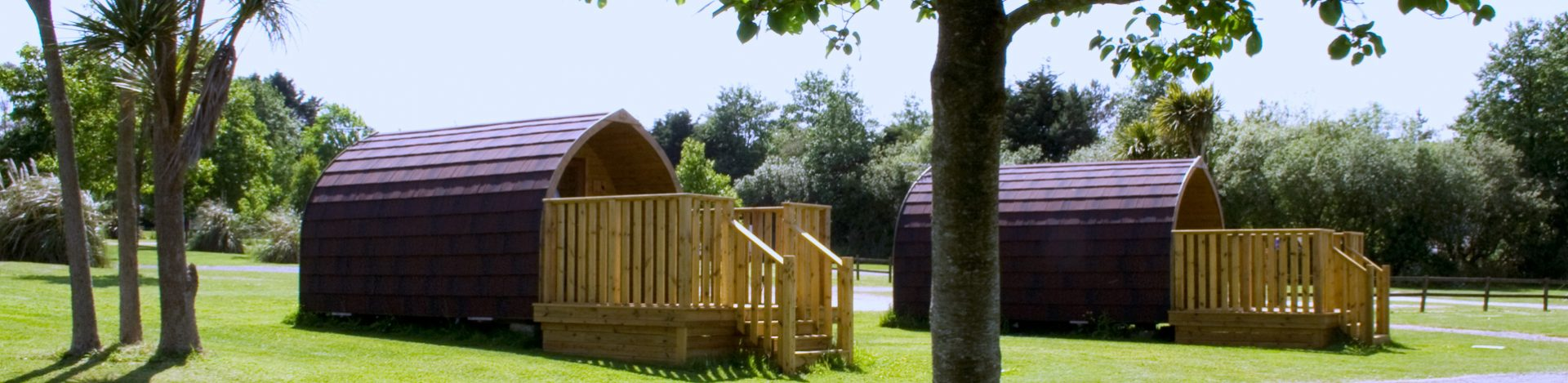 Holiday park prices