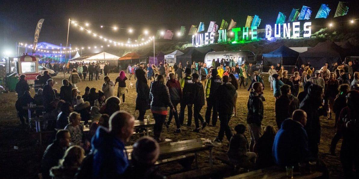 Tunes in the Dunes 2018