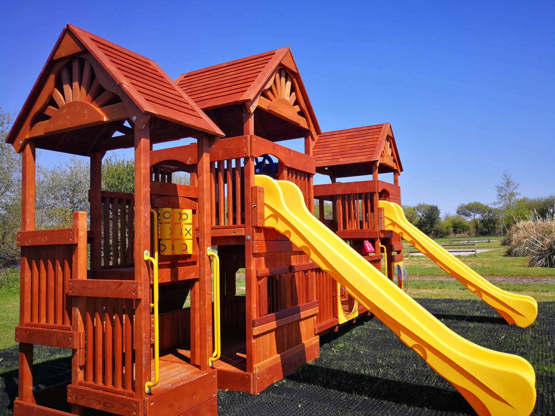 childrens play tower